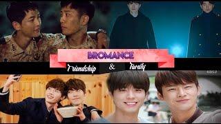 Special Bromace (K-dramas)