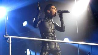 Tokio Hotel - Pain of Love (Live @ Brussels) HD