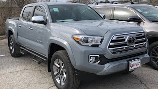 2018 Toyota Tacoma Limited / new updates?