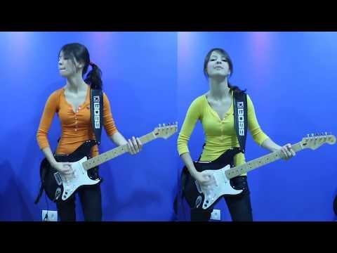 the best electric guitar / juliana vieira