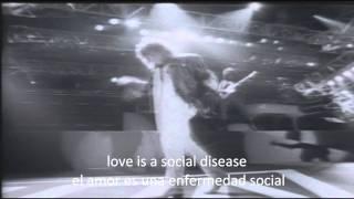 BON JOVI Social disease (Subt. Ingles - Español)