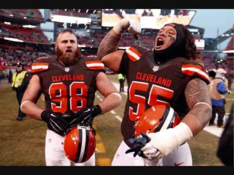 Jim Donovan and Doug Dieken with the call, Browns finally win!