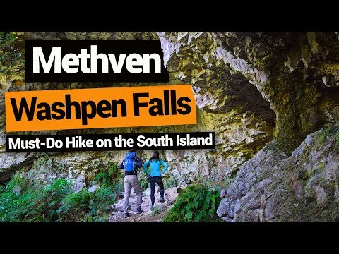 Washpen Falls: A Canterbury Must-Do! – New Zealand's Biggest Gap Year – Backpacker Guide New Zealand
