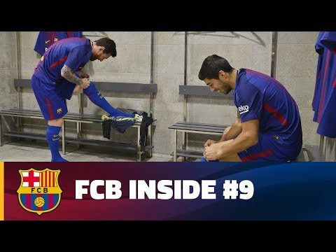 The week at FC Barcelona #9