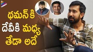 Director Bobby about Thaman andamp; DSP | Venky Mama | Venkatesh | Naga Chaitanya | Raashi Khanna | Payal