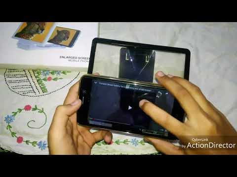cheap-mobile-phone-screen-enlarger-  -unboxing-,-review-&-tutorial!