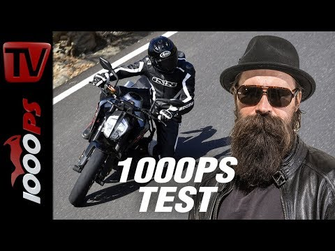 1000PS Test - KTM 790 Duke 2018