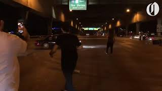 Street racers shut down Fremont bridge in Portland