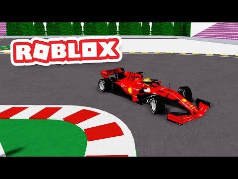 FORMULA 1 in ROBLOX - Roblox F1 2019