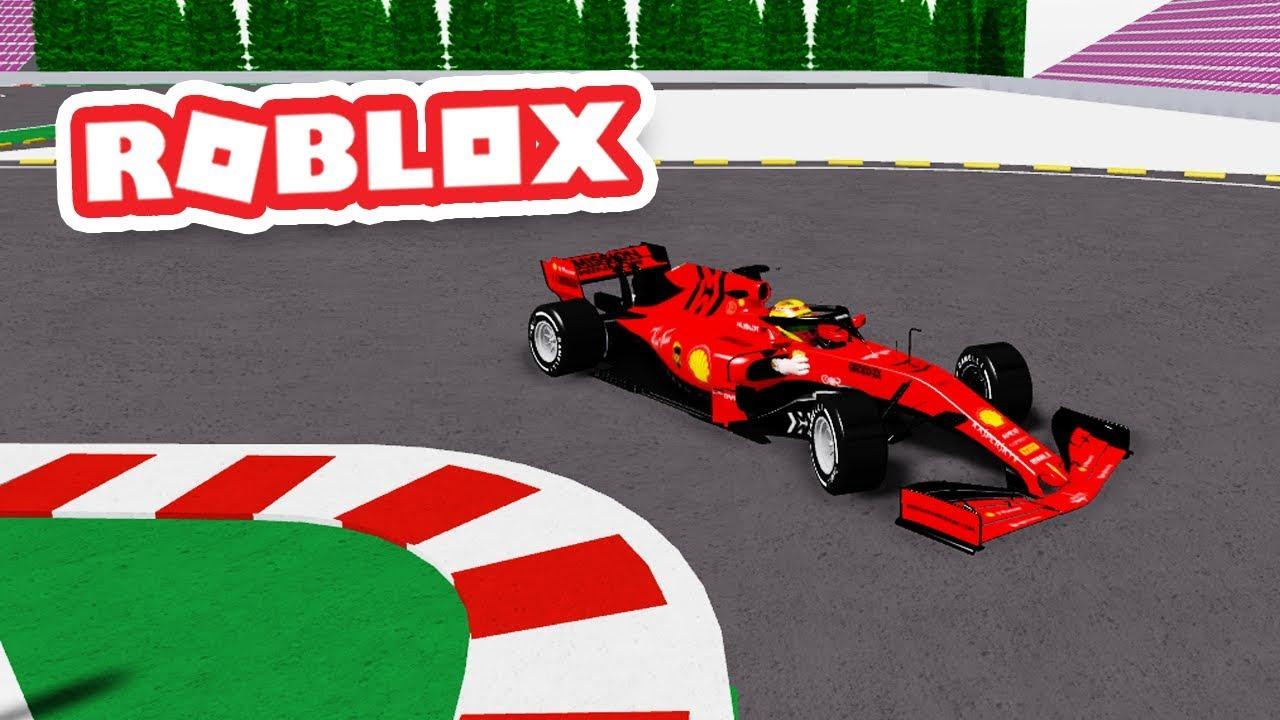 FORMULA 1 in ROBLOX - (Roblox F1 2019)