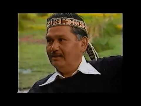 Video Que Trata De Una Parte De La Vida De La Organización Mapuche Aukiñ Wallmapu Ngulam, Consejo De Todas Las Tierras.