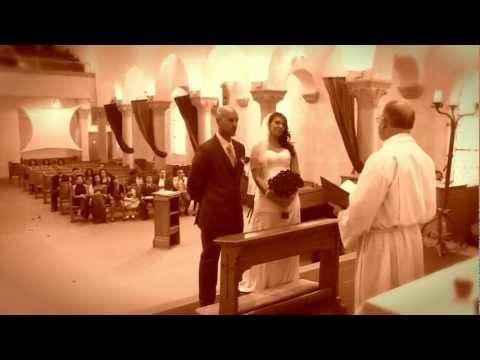 Recap of Los Angeles Wedding Video at USC Campus Church