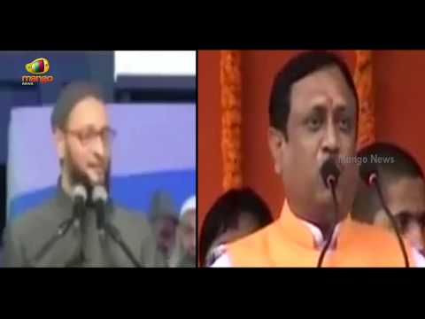 Asaduddin Owaisi Vs VHP: War of words over Owaisi hate speec