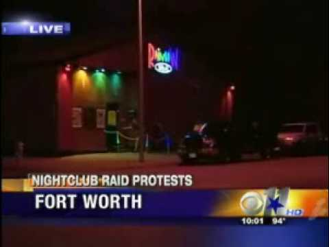 Ft worth gay bar raid