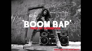 ' Boom Bap ' Aggressive Freestyle Beat 80' Type Hiphop Rap Type 2019 | Instrumental