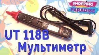 Лучший Цифровой Мультиметр  с Алиэкспресс - UNI-T UT118B