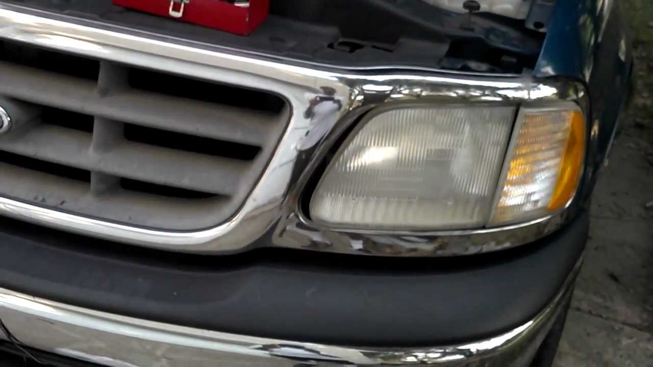 How to add install new led fog lights on a Ford  F Fog Light Wiring Diagram on