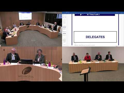 Council Meeting - 17 April 2018