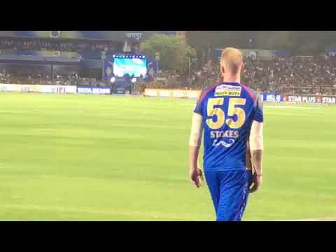 Sms stadium Jaipur ipl match