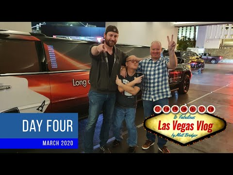 7 Days That Closed Las Vegas (11/03/20 - 17/03/20) Day Four