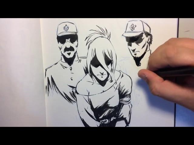 Não fique preso em um só estilo de quadrinhos!