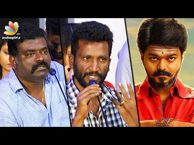 India's GST rates highest in the world : Aruldoss Speech about Mersal Controversy | Suseenthiran