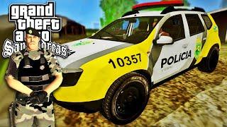 GTA Policia - Assalto no Detran