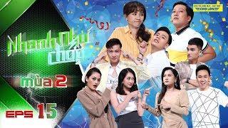 Nhanh Như Chớp 2019 ( Mùa 2 ) Tập 15 Full HD