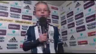 The West Bromwich Albion Mascot Experience