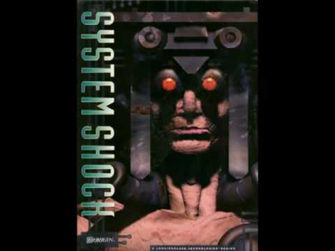 System Shock Music: Cyberspace (PC DOS)