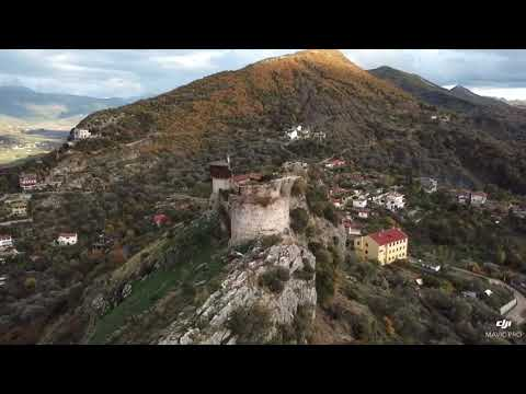 Petrela Castle. Tirane. Albania
