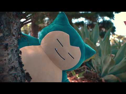 "Pokemon - Snorlax 24"" Plush - Video"