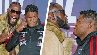 Deontay Wilder vs. Luis Ortiz II • FULL GRAND ARRIVALS • Las Vegas MGM.