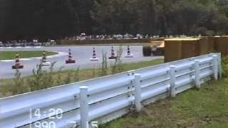 【1990年のHSR九州】ホンダF1、シビック、NSR 夢の共演