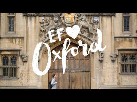 EF ❤ Oxford