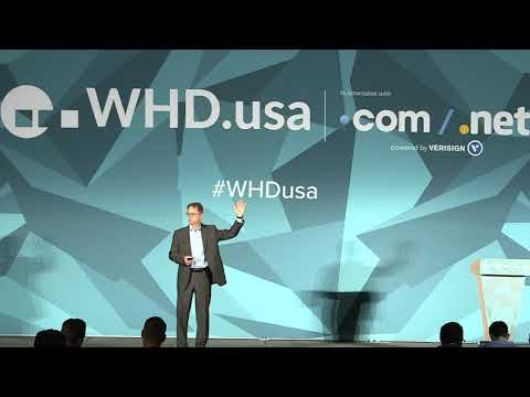 WHD.usa 2017: Verisign's Scott Schnell on How Domain Names can Power your Hosting Sales
