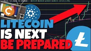 Litecoin May Be Next To Rally. The Reason Bitcoin Is Exploding (ADA Analysis)
