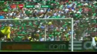 mexico vs estados unidos 2 1 goles narracion en vivo televisa hd