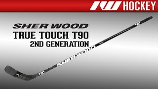 Sherwood True Touch T90 (2nd Gen) Stick Review