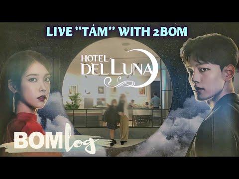 LIVE tại KHÁCH SẠN ÁNH TRĂNG cùng 2BOM (feat. GIVE AWAY ngẫu hứng) | BOMLog