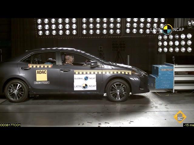 Novo Polo e Corolla ganham nota máxima em teste de colisão 46239b7977bc9
