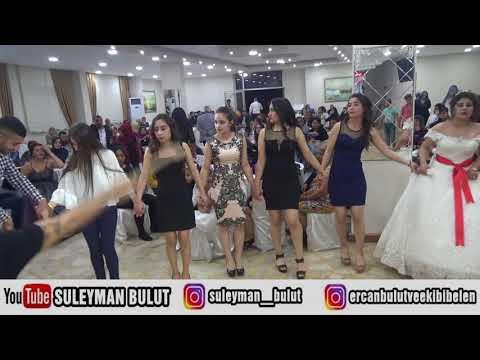 YAZIN YAĞAR KAR BAŞIMA 2018 Hele halay başı - ERCAN BULUT ve EKİBİ ercan müzik organize belen
