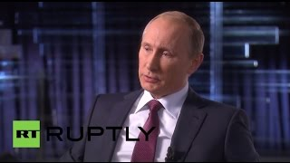 Russia: Putin says Russian ground operation in Syria is