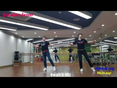 Adonde voy - Linedance forever