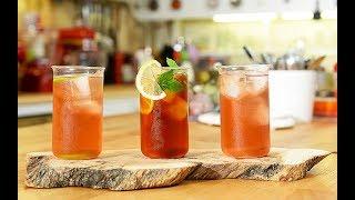 Soğuk Demleme Çay Nasıl Yapılır - Cold Brew Tea - Semen Öner