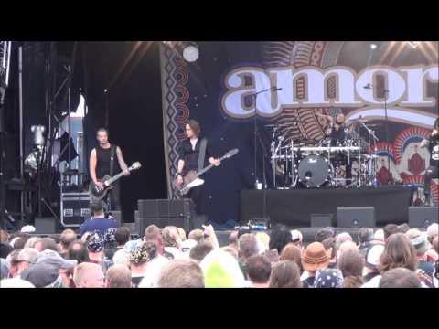 Amorphis - Into Hiding Live @ Sweden Rock Festival 2017