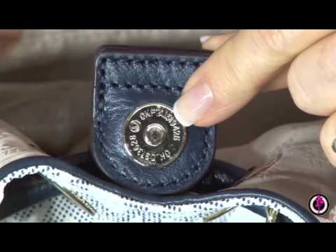 Peculiaridades de un bolso original Michael Kors - YouTube 7be90b0d4f