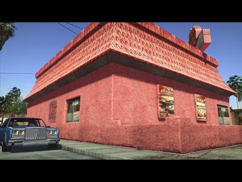 GTA San Andreas - Big Smoke's Order (V Graphics)