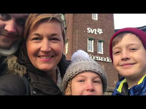 Tanmirt - visit to P4 Halland