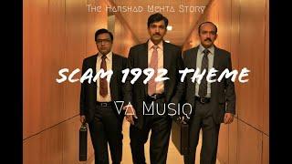 Gambar cover Scam 1992 Theme (Recreated) - VA Musiq